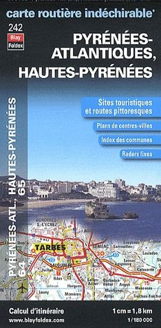 BF CD PYRENEES-ATLANTIQUES, HAUTES-PYRENEES