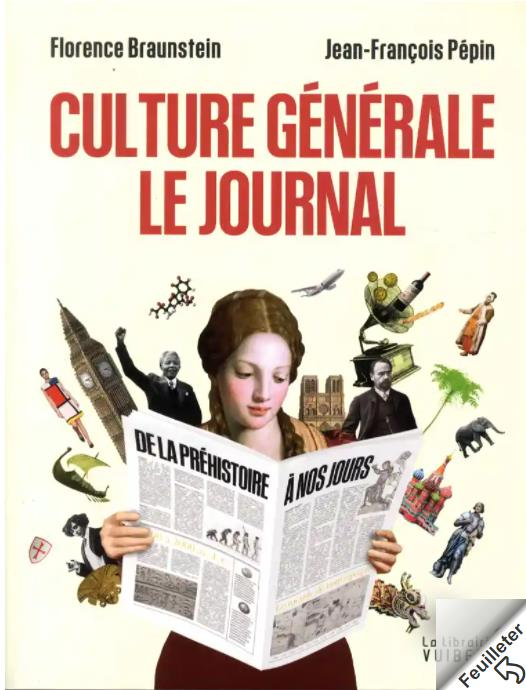 CULTURE GENERALE LE JOURNAL
