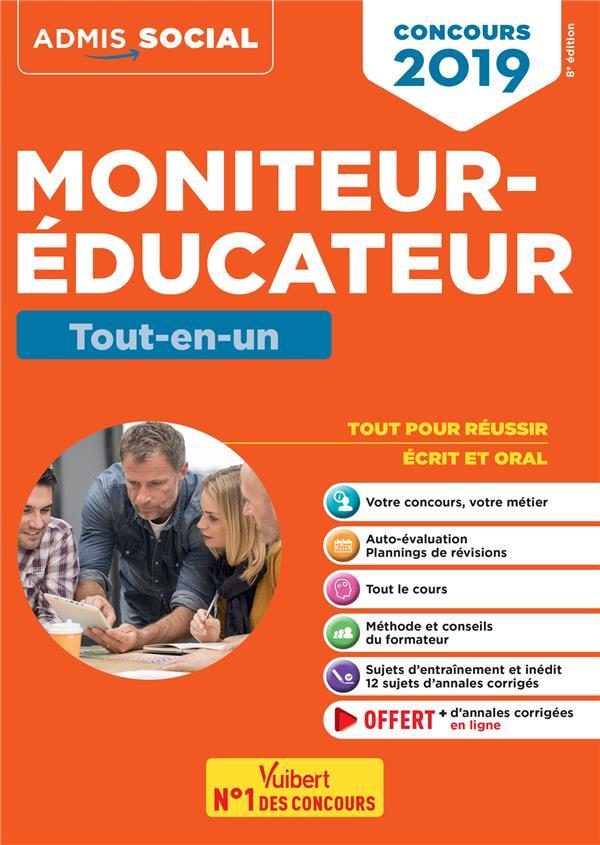 CONCOURS 2019 MONITEUR-EDUCATEUR TOUT-EN-UN