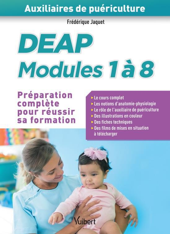 DEAP MODULES 1 A 8 TOUT EN UN