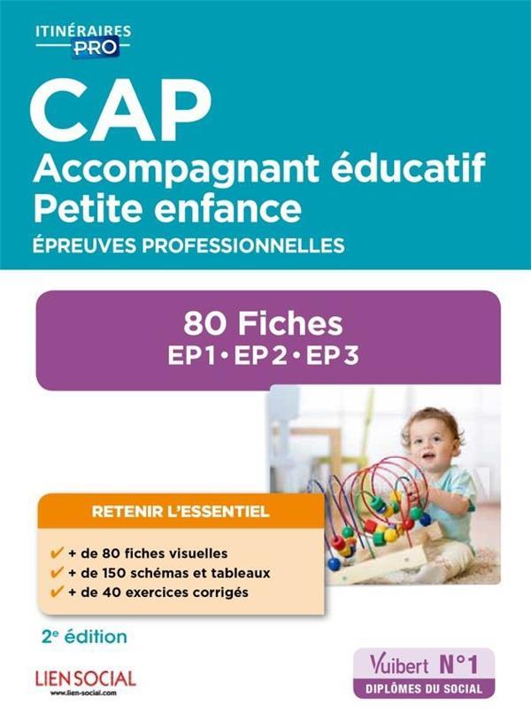CAP ACCOMPAGNEMENT EDUCATIF PETITE ENFANCE 2020-2021