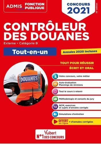 CONCOURS CONTROLEUR DES D