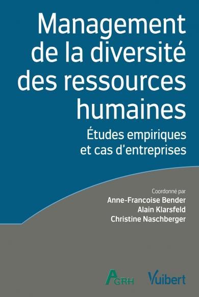 MANAGEMENT DE LA DIVERSITE DES RESSOURCES HUMAINES