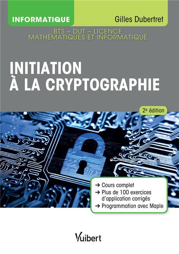 INITIATION A LA CRYPTOGRAPHIE