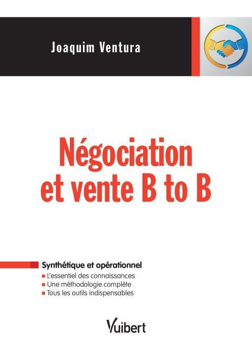 NEGOCIATION ET VENTE B TO B