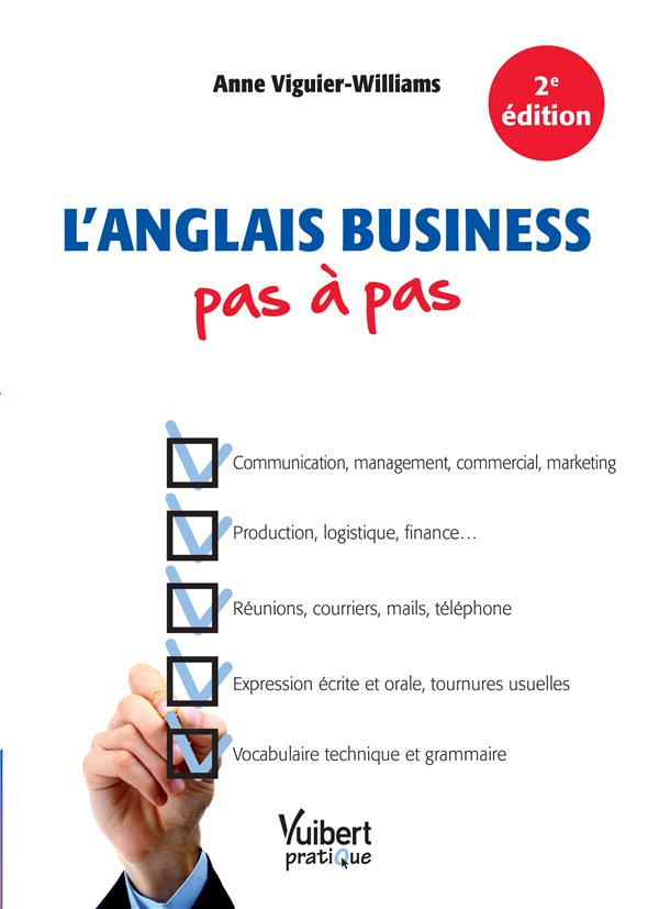 ANGLAIS BUSINESS PAS A PAS (L')