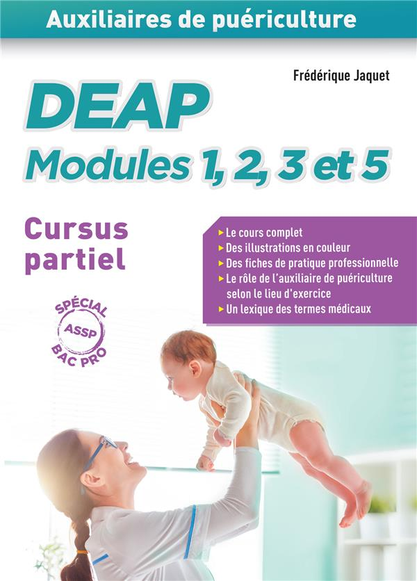 DEAP MODULES 1 2 3 ET 5
