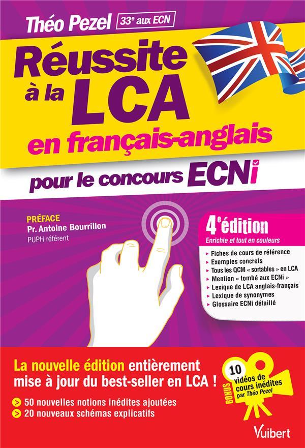 REUSSITE A LA LCA EN FRANCAIS-ANGLAIS POUR LE CONCOURS ECNI