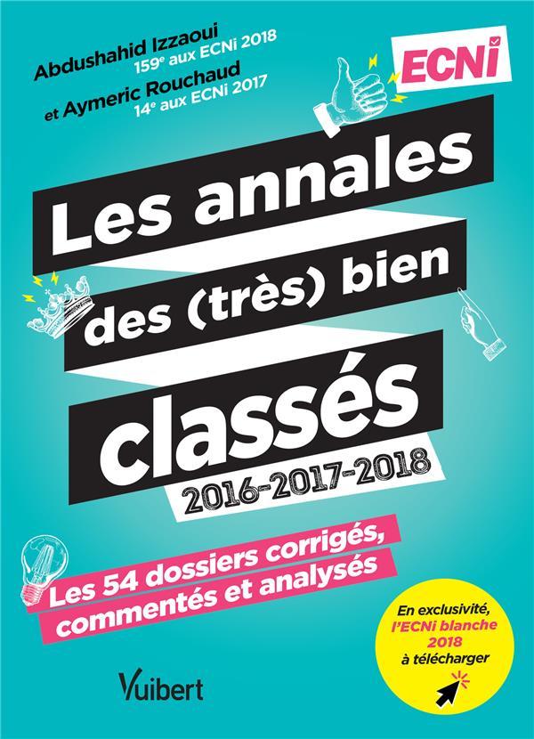 ANNALES DES (TRES) BIEN CLASSES 2016-2017-2018 (LES)