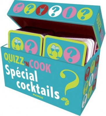 QUIZZ'N COOK SPECIAL COCKTAIL