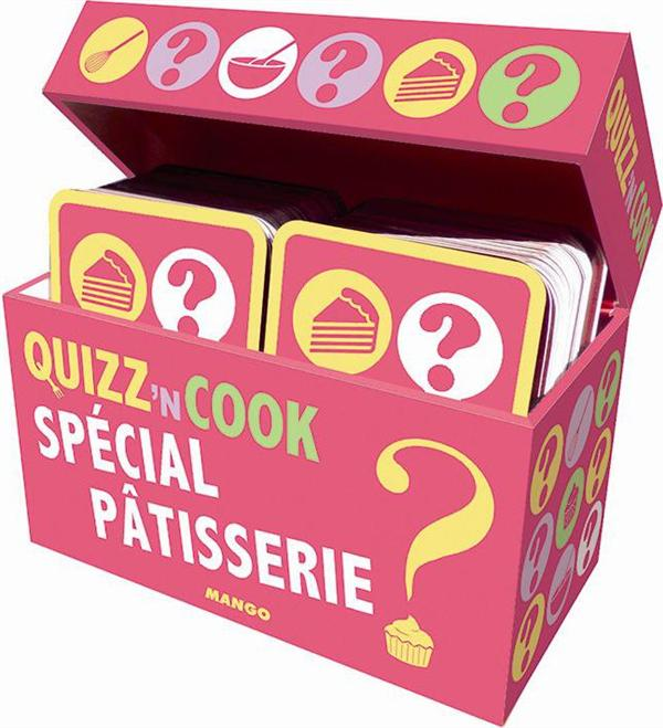 QUIZZ'N COOK SPECIAL PATISSERIE