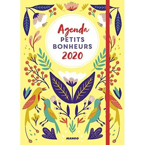 AGENDA 2020 PETITS BONHEURS