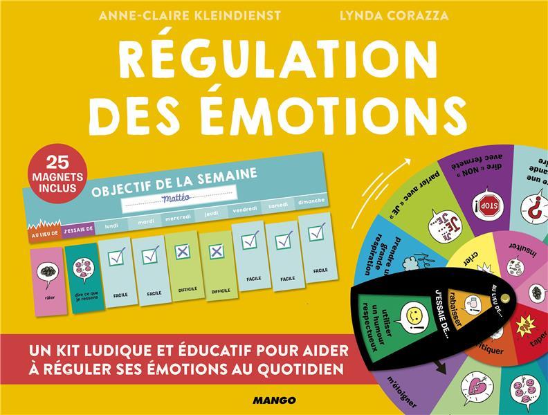 REGULATION DES EMOTIONS