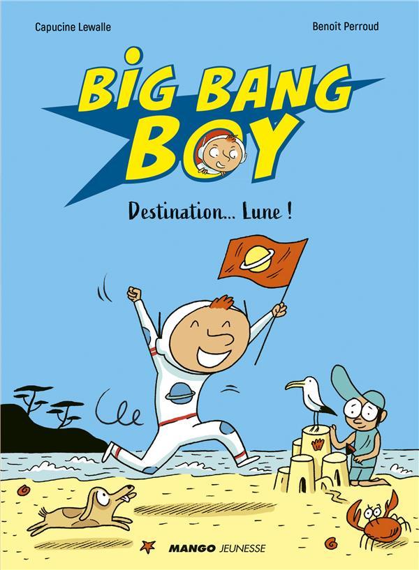 BIG BANG BOY DESTINATION... LUNE !