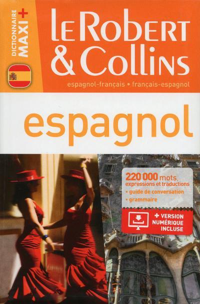 R&C MAXIPLUS ESPAGNOL + CARTE