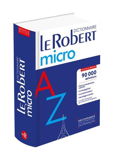LE ROBERT MICRO - NOUVELLE EDITION