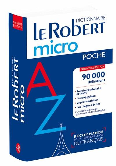 LE ROBERT MICRO POCHE - NOUVELLE EDITION