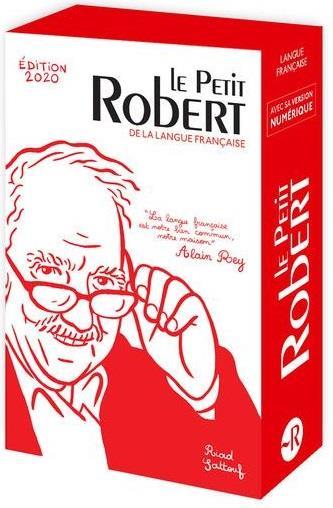 LE PETIT ROBERT DE LA LANGUE FRANCAISE BIMEDIA - FIN D'ANNEE