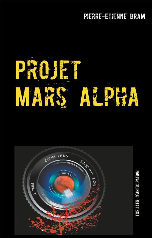 PROJET MARS ALPHA