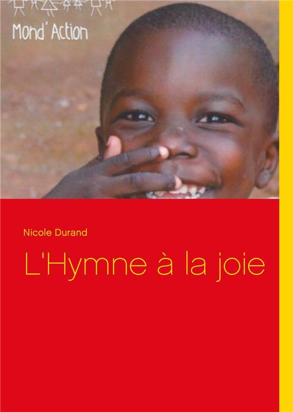 L'HYMNE A LA JOIE