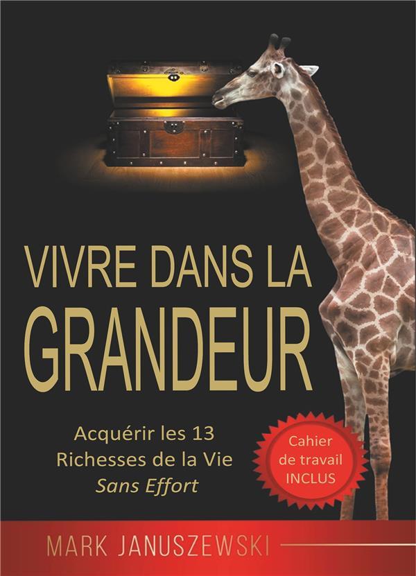 VIVRE DANS LA GRANDEUR - ACQUERIR LES 13 RICHESSES DE LA VIE SANS EFFORT