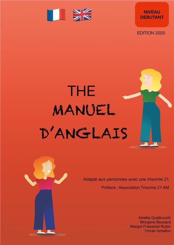 THE MANUEL D'ANGLAIS - ADAPTE AUX PERSONNES AVEC UNE TRISOMIE 21