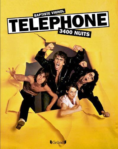 TELEPHONE - 3400 NUITS