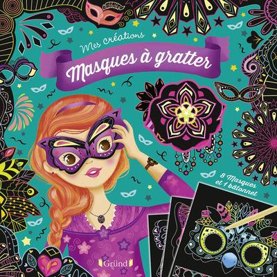 MASQUES A GRATTER
