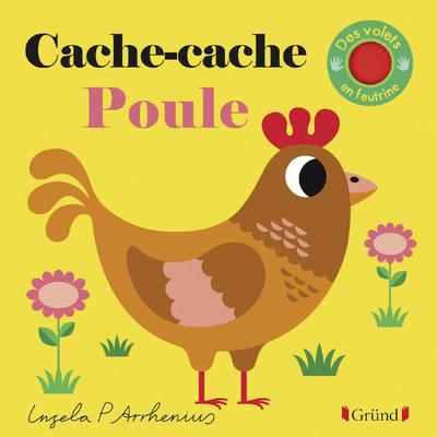 CACHE-CACHE POULE