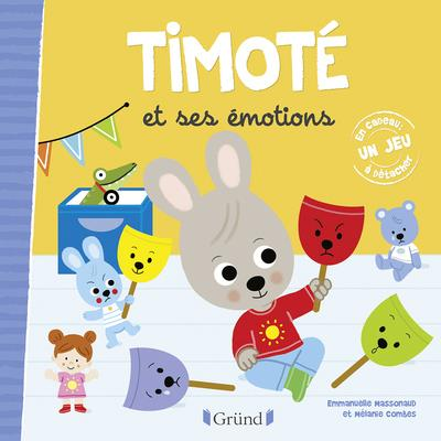TIMOTE ET SES EMOTIONS