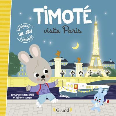 TIMOTE VISITE PARIS
