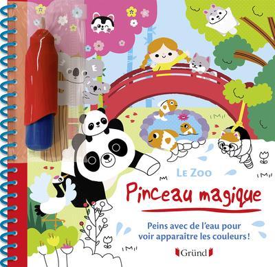PINCEAU MAGIQUE - LE ZOO