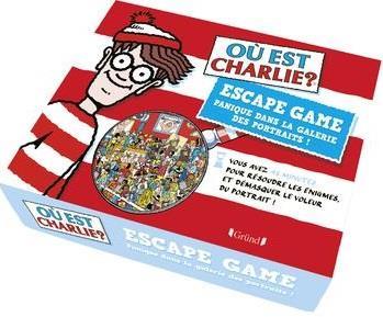 OU EST CHARLIE ? - ESCAPE GAME