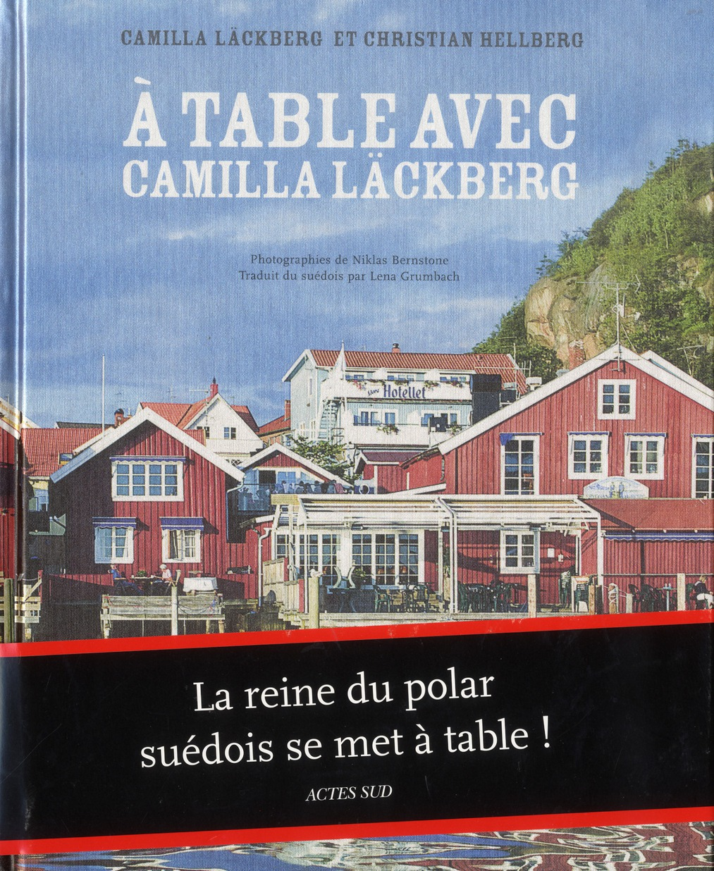 TABLE AVEC CAMILLA LACKBERG (A)