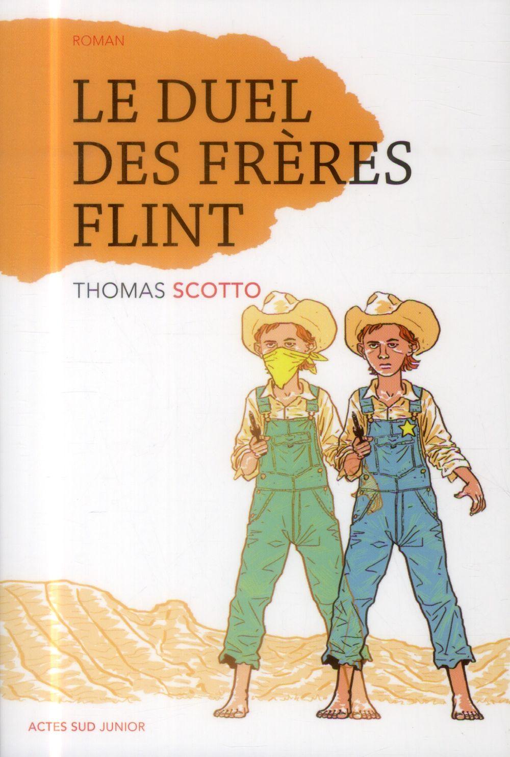 LE DUEL DES FRERES FLINT (NE)