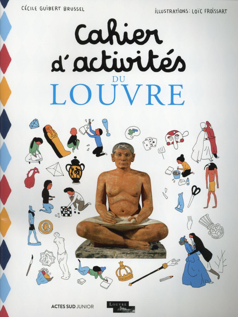 CAHIER D'ACTIVITES DU LOUVRE