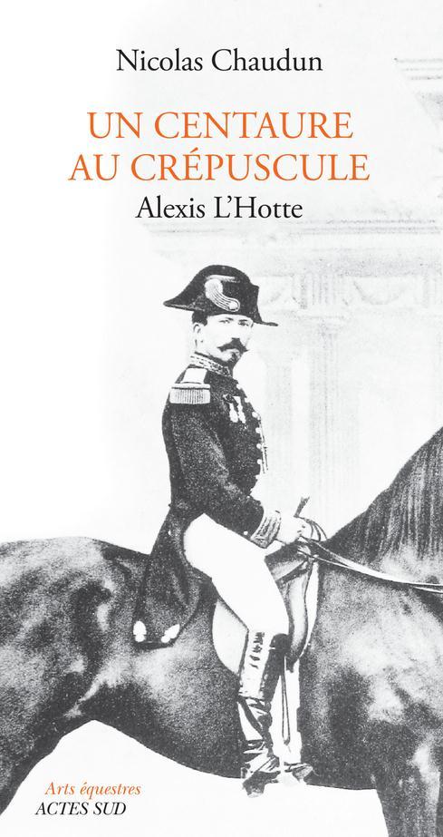 UN CENTAURE AU CREPUSCULE ALEXIS L'HOTTE, 1825-1904