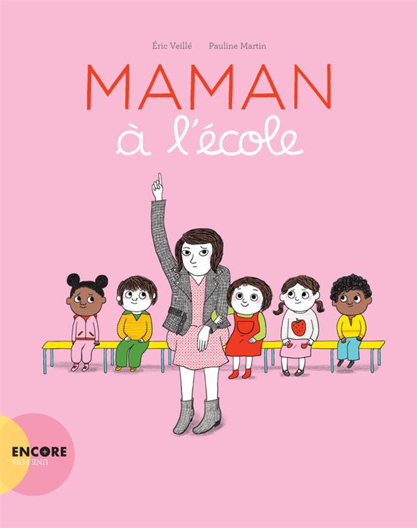 MAMAN A L'ECOLE