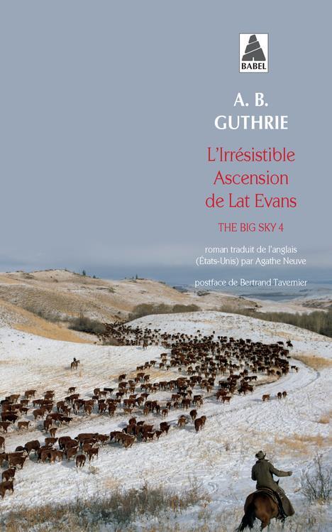 L'IRRESISTIBLE ASCENSION DE LAT EVANS (BABEL) - THE BIG SKY 4