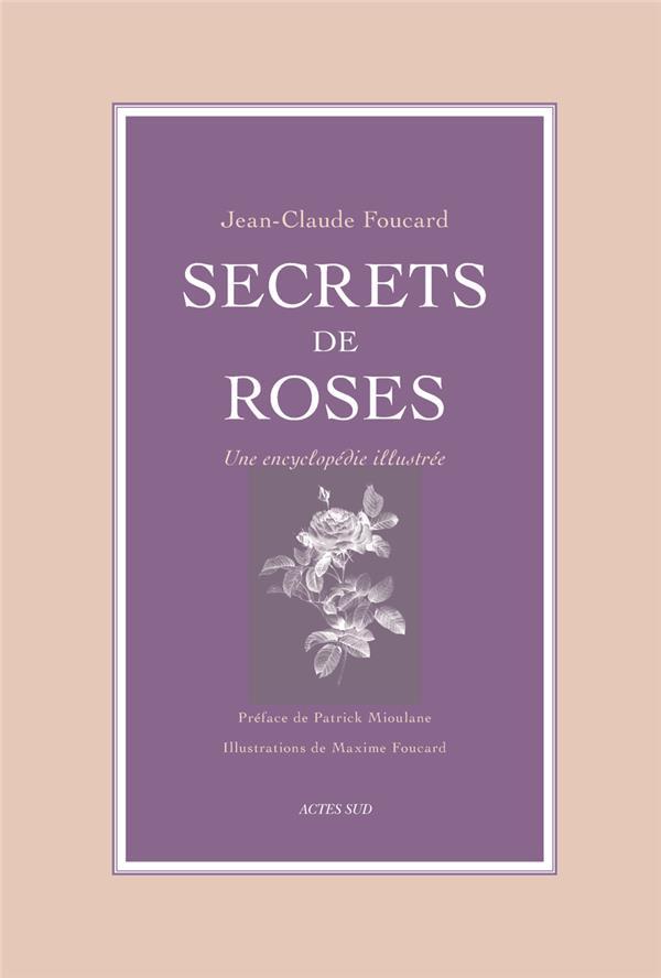SECRETS DE ROSES