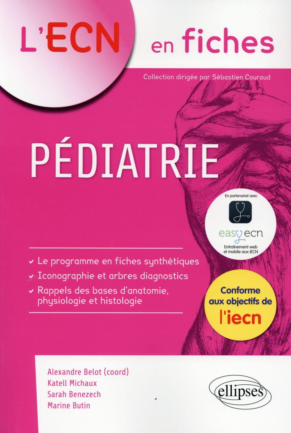PEDIATRIE CONFORME AUX OBJECTIFS DE L'IECN