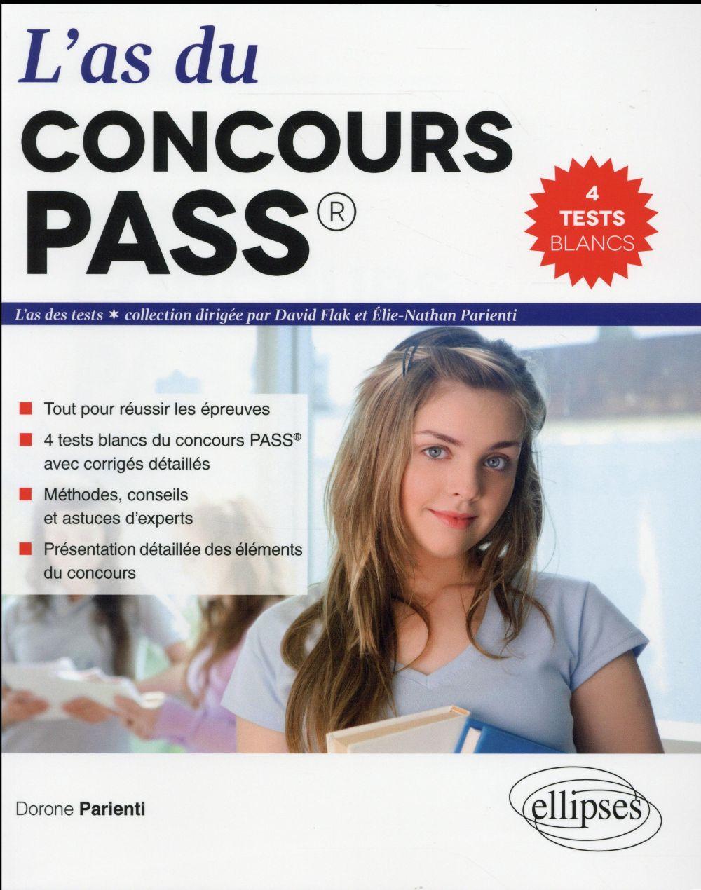 L AS DU CONCOURS PASS
