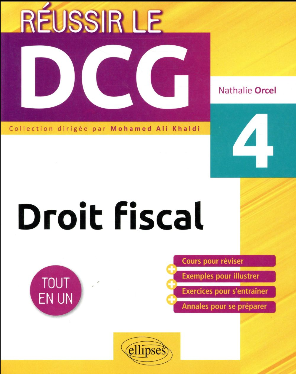 UE4 DROIT FISCAL UE4