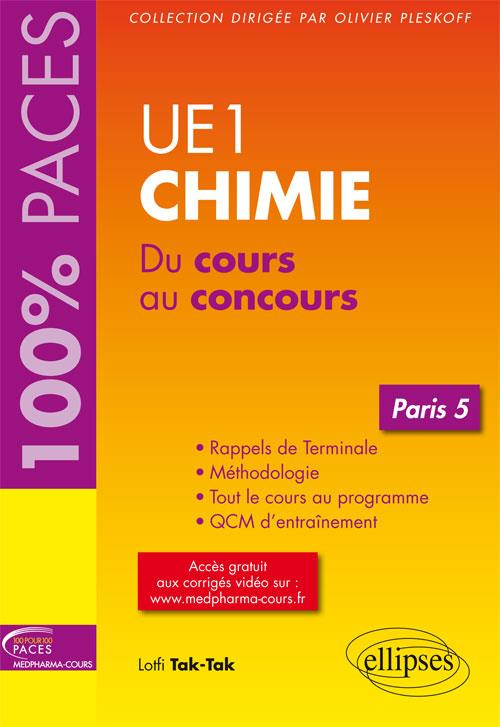 UE1 CHIMIE PARIS 5