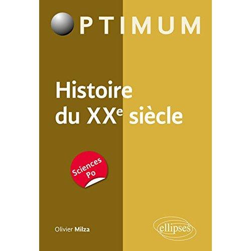 HISTOIRE DU XXE SIECLE