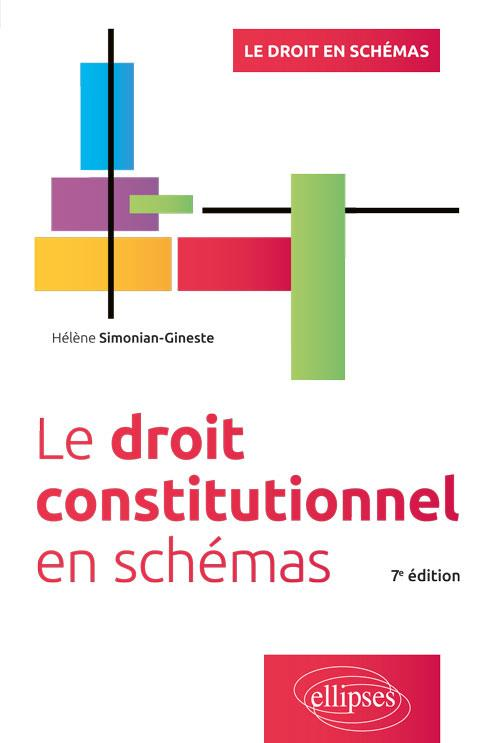 LE DROIT CONSTITUTIONNEL EN SCHEMAS 7EME EDITION
