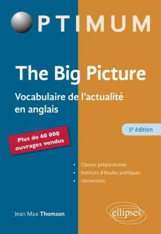 THE BIG PICTURE - 5E EDITION