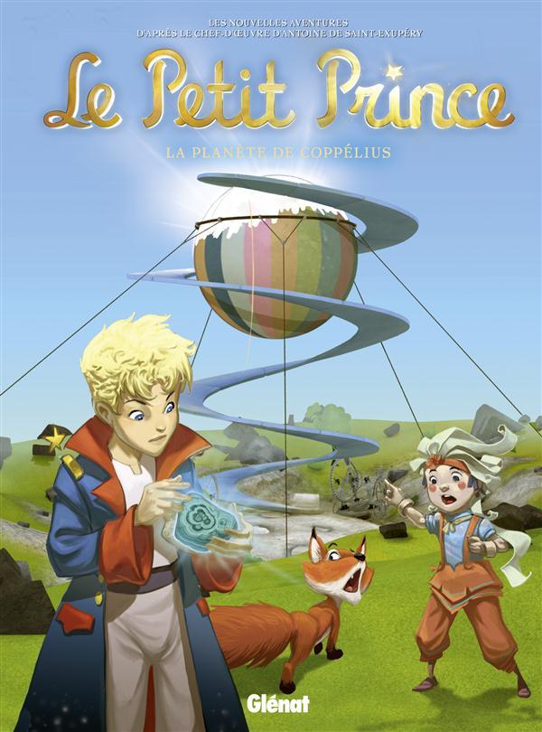 LE PETIT PRINCE - TOME 20 - LA PLANETE DE COPPELIUS