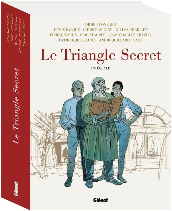LE TRIANGLE SECRET - INTEGRALE