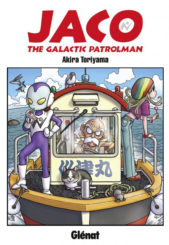 JACO THE GALACTIC PATROLMAN - HISTOIRES COURTES DE TORIYAMA